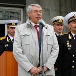 Выступление и.о.ректора СПбГМТУ