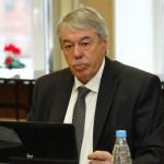 И.о.ректора СПбГМТУ Евгений Апполонов