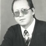 Профессор М.В.Неженцев, ректор 1991-1999 гг