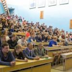 Встреча руководства вуза со студенчеством
