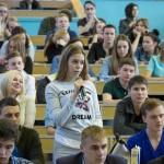Студенты активно участвовали в обсуждении