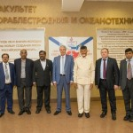 Встреча Президента ОСК и индийской делегации в СПбГМТУ