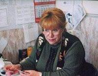 Чекмарева Наталия Николаевна